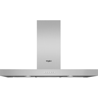 Whirlpool Absolute WHBS 93 F LE X Cooker Hood - Stainless Steel