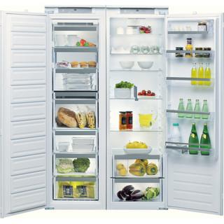 Whirlpool integrert kjøleskap: farge hvit - ARG 18081 A++