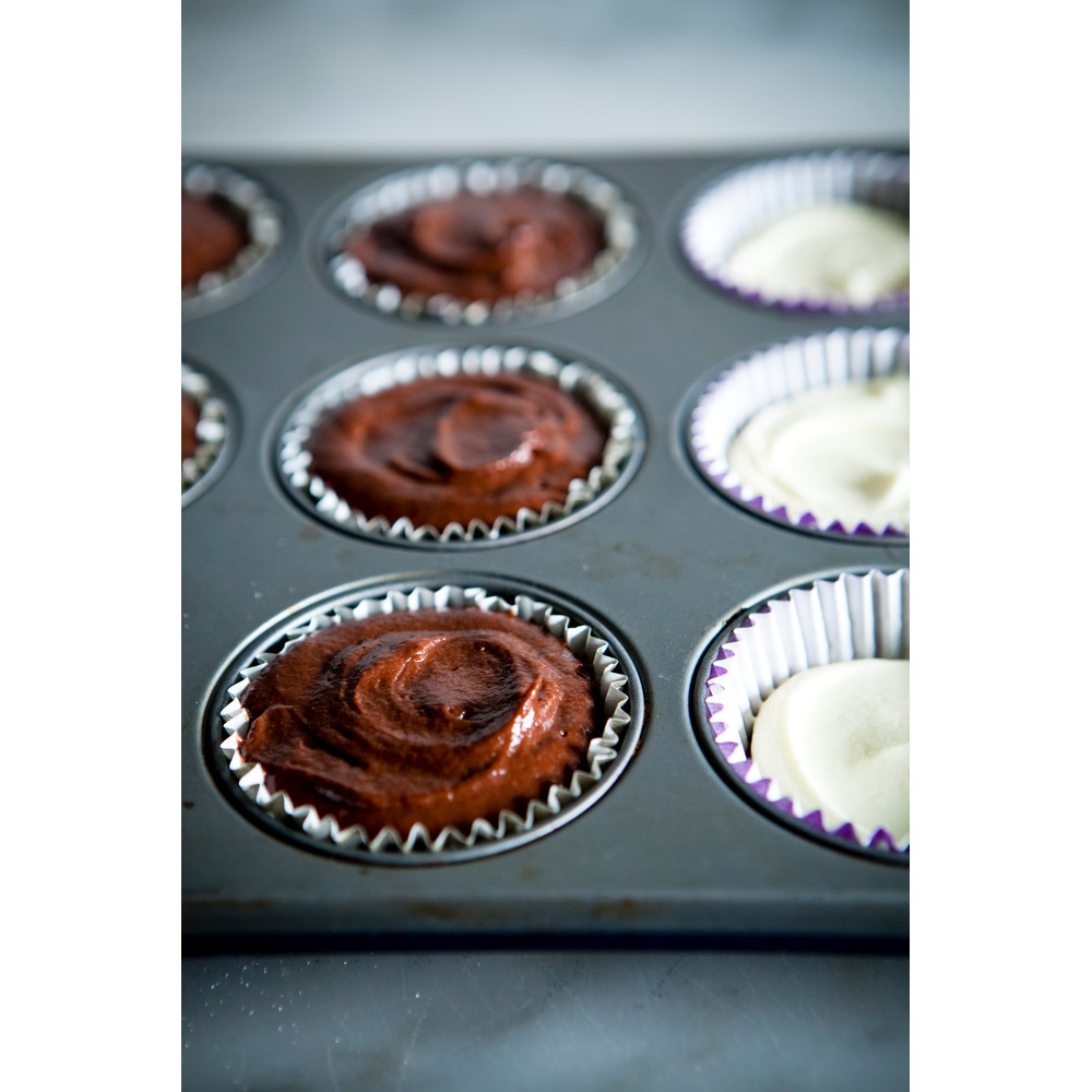 Set de 2 moules 6 muffins KBNSS06MF