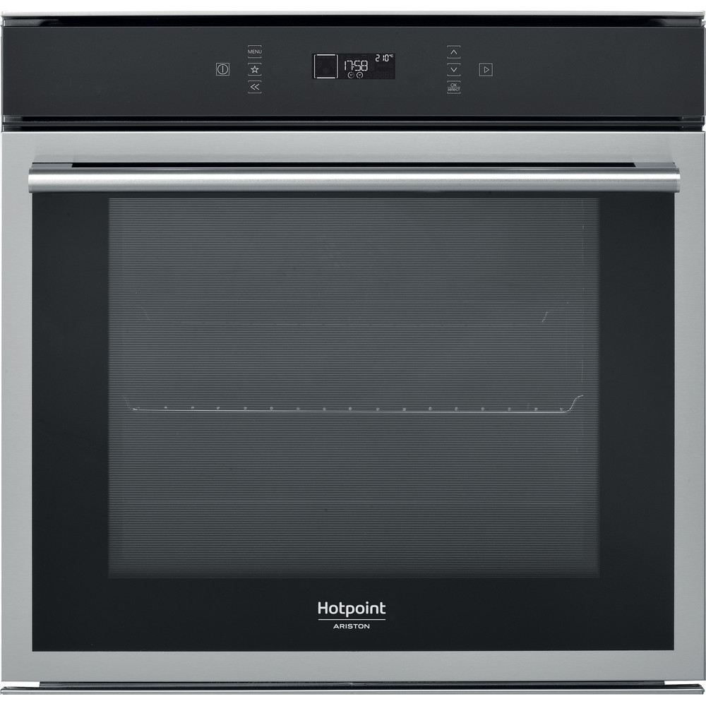 Hotpoint_Ariston Cuptor Încorporabil FI6 871 SC IX HA Electric A + Frontal