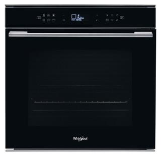 Whirlpool beépíthető elektromos sütő: fekete szín, öntisztító - W7 OM4 4S1 P BL