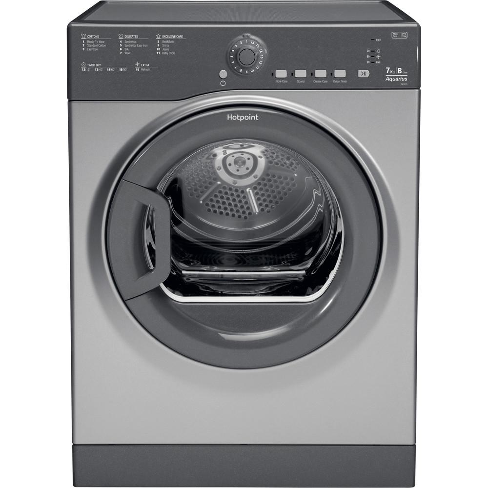 Hotpoint Dryer TVFS 73B GG.9 UK Graphite Frontal