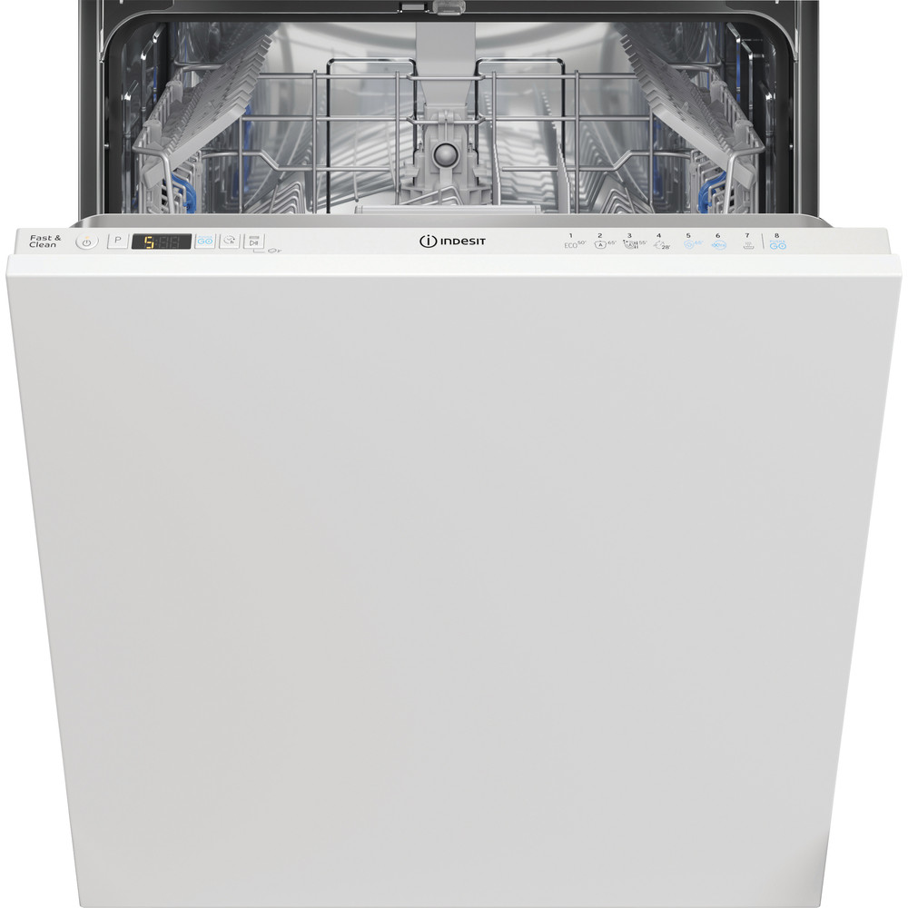 Indesit Umývačka riadu Vstavané DIC 3C24 A Full-integrated E Frontal