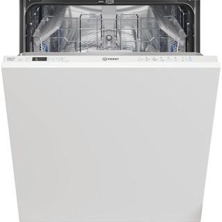 Indesit Myčka nádobí Vestavné DIC 3C24 A Full-integrated E Frontal