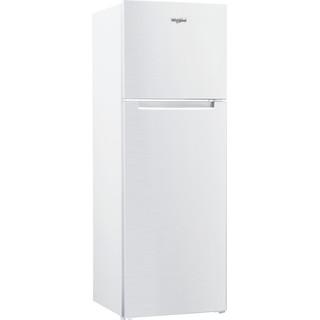 Whirlpool Συνδυασμός ψυγείου/καταψύκτη Ελεύθερο WTM 1722 V WH Λευκό 2 doors Perspective