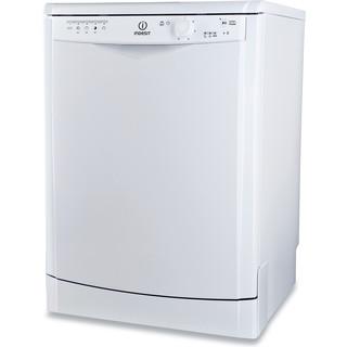 Indesit Umývačka riadu Voľne stojace DFG 15B10 EU Voľne stojace A Perspective