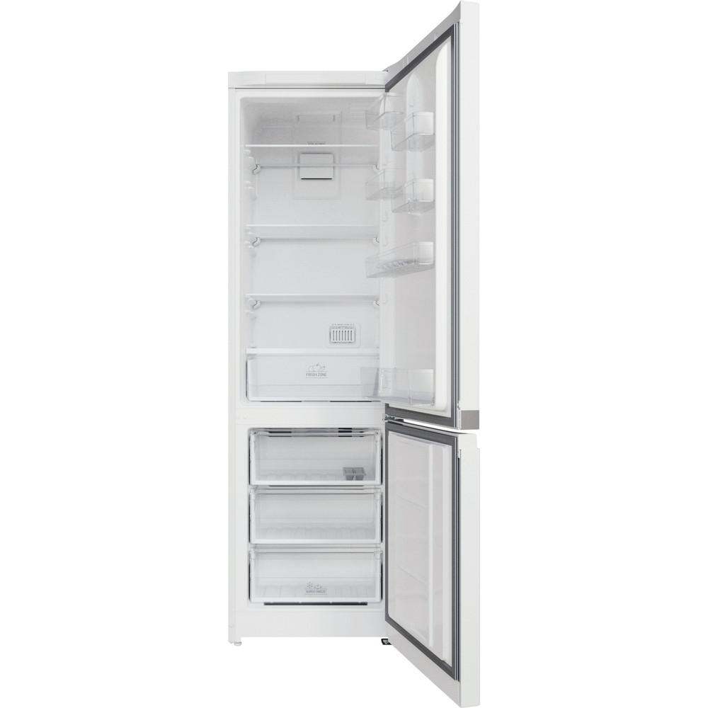Hotpoint_Ariston Комбинированные холодильники Отдельностоящий HTS 5200 W Белый 2 doors Frontal open
