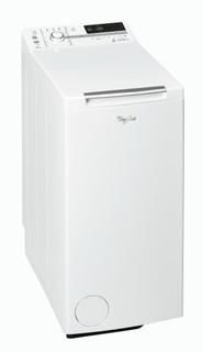 Fritstående Whirlpool-vaskemaskine med topbetjening: 6 kg - TDLR 60220