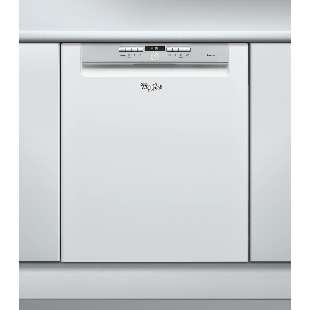 Whirlpool diskmaskin: färg vit, 60 cm - ADPU 751 WH