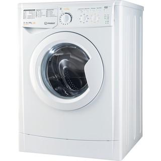 Lave-linge séchant posable Indesit : 6kg