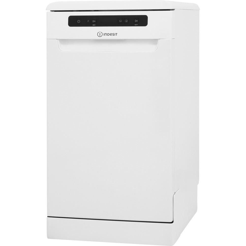 Indesit Посудомоечная машина Отдельностоящий DSFC 3M19 Отдельностоящий A Perspective