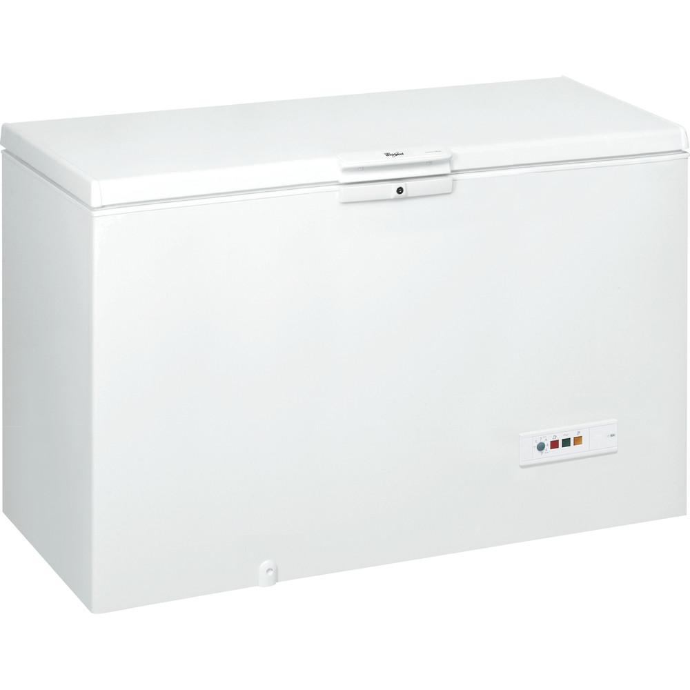 Морозильна скриня Whirlpool: білий колір - WHM3911