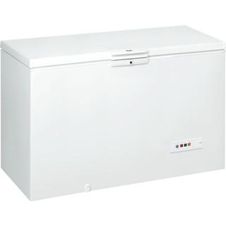 Морозильна скриня Whirlpool соло: білий колір - WHM3911