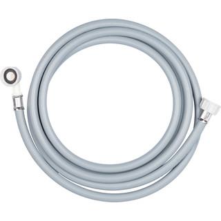 Inloppslang för tvättmaskiner, 3,5m, rak & böjd (25º & 10 bar)
