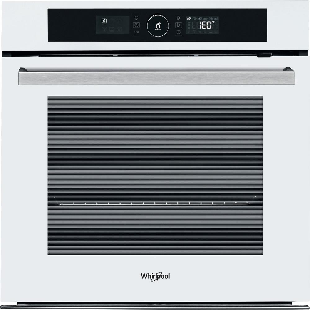 Whirlpool inbyggningsovn: farge hvit, selvrensende - OAKZ9 6180 HM WH