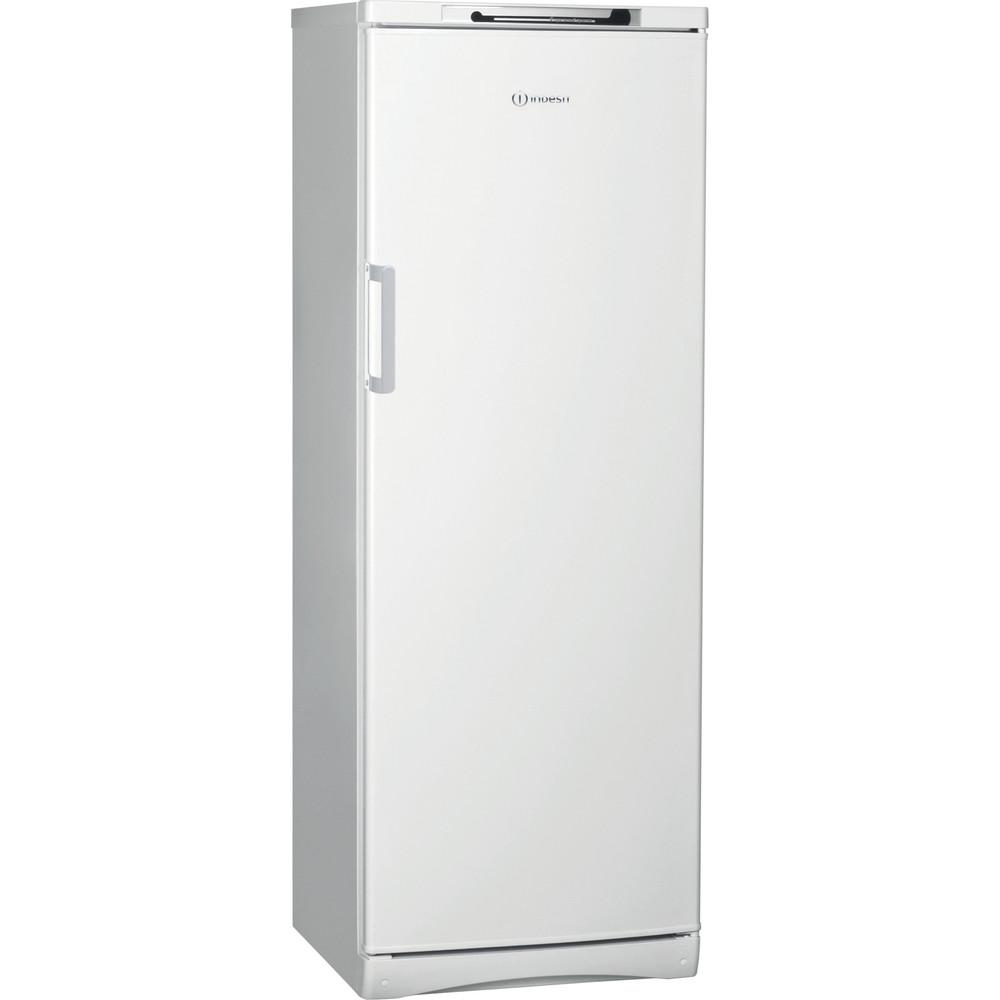 Indesit Холодильник Отдельностоящий ITD 167 W Белый Perspective