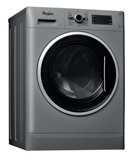 Whirlpool freestanding washer dryer: 10kg - WWDC 10714 S