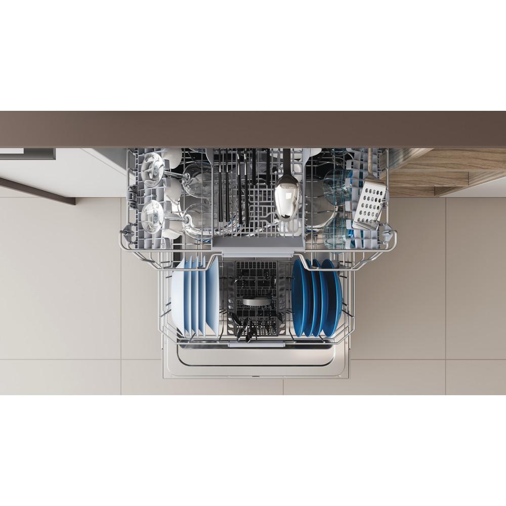 Indesit Oppvaskmaskin Integrert DUC 2C24 AC X Under benk E Rack