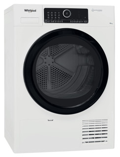 Whirlpool hőszivattyús szárítógép: szabadonálló, 9kg - ST U 93E EU