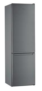 Свободностоящ комбиниран хладилник Whirlpool - W5 921E OX