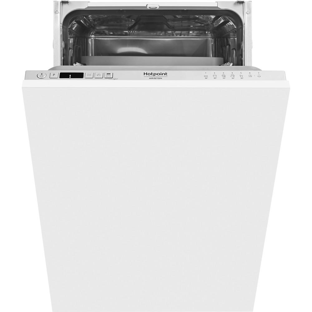 Hotpoint_Ariston Посудомоечная машина Встраиваемая HSIC 3M19 C Full-integrated A Frontal