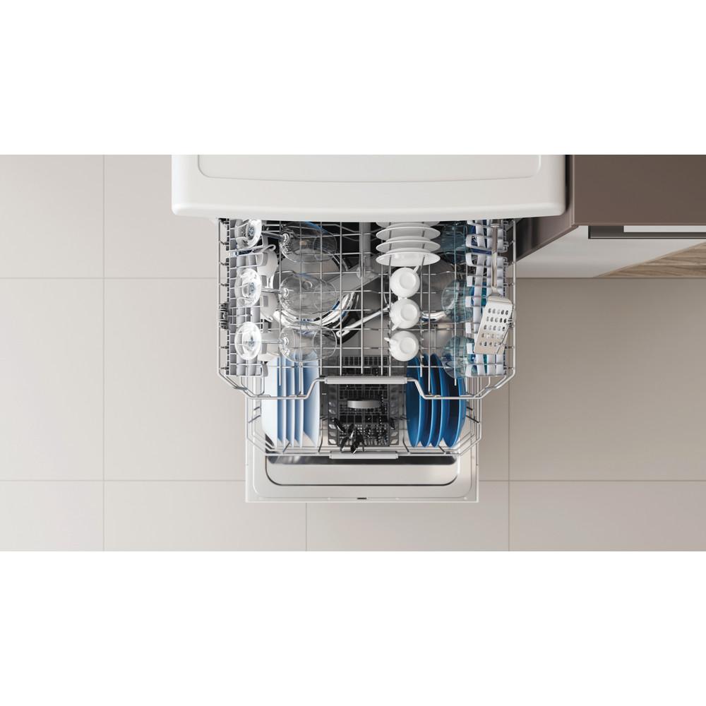 Indesit Lave-vaisselle Pose-libre DFO 3C26 Pose-libre E Rack