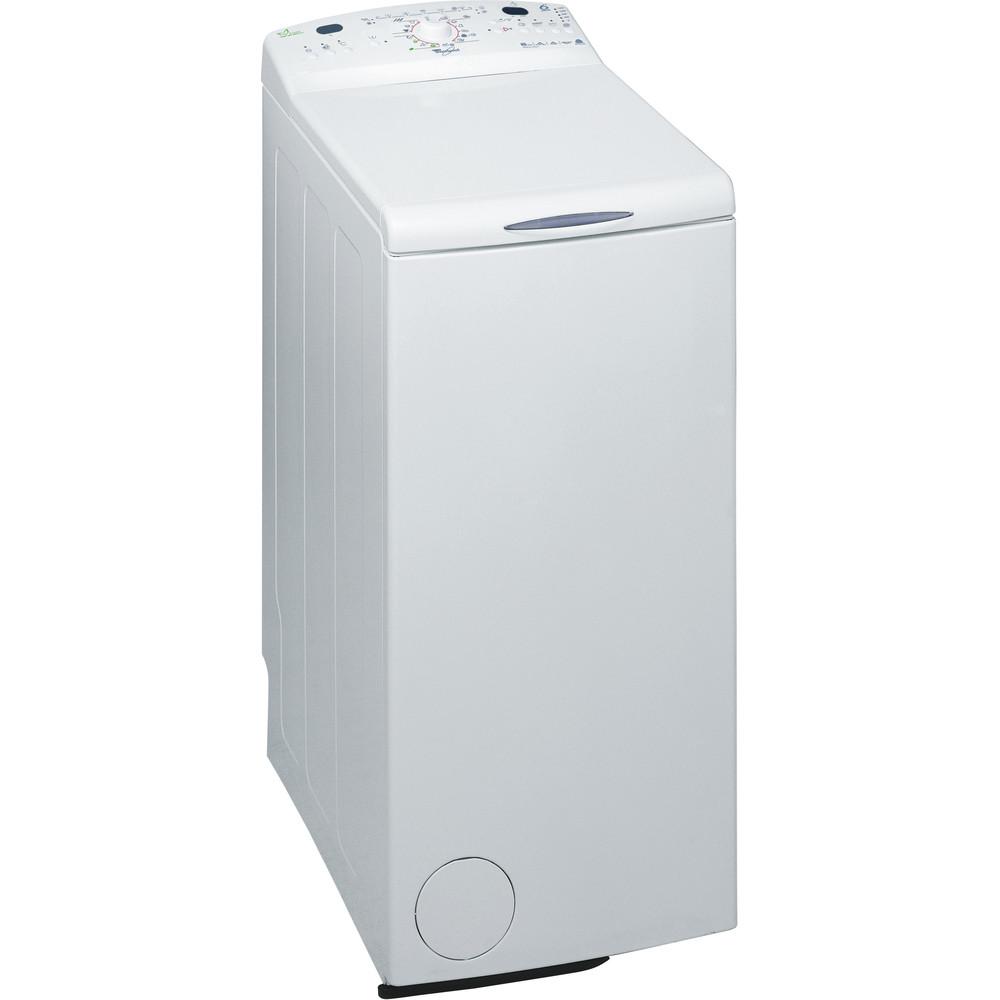 Whirlpool toppmatad tvättmaskin: 6 kg - AWECO 9544