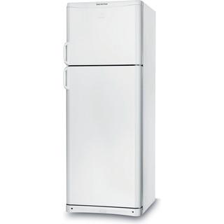 Indesit Combinación de frigorífico / congelador Libre instalación TAAN 6 FNF1 Blanco 2 doors Perspective