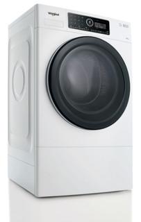 Máquina de lavar roupa de carga frontal de livre instalação da Whirlpool: 12 kg - FSCR12434