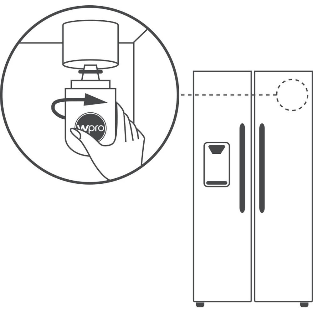 Indesit COOLING APP100/1 Visual Illustration