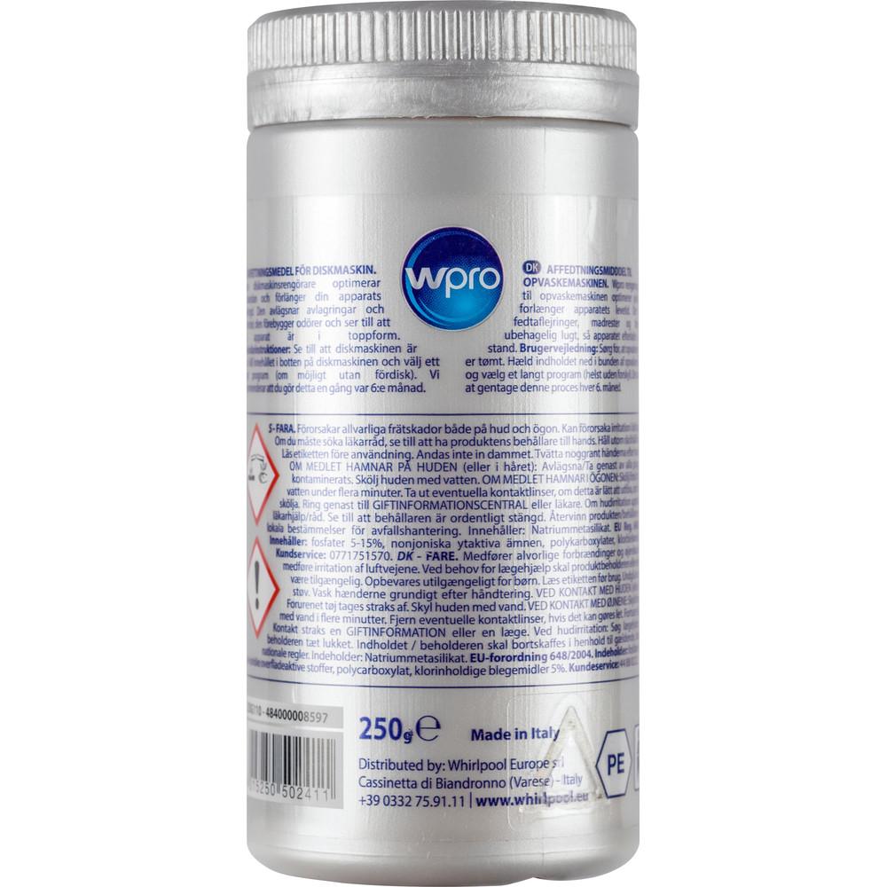 Avfettningsmedel för Diskmaskin -