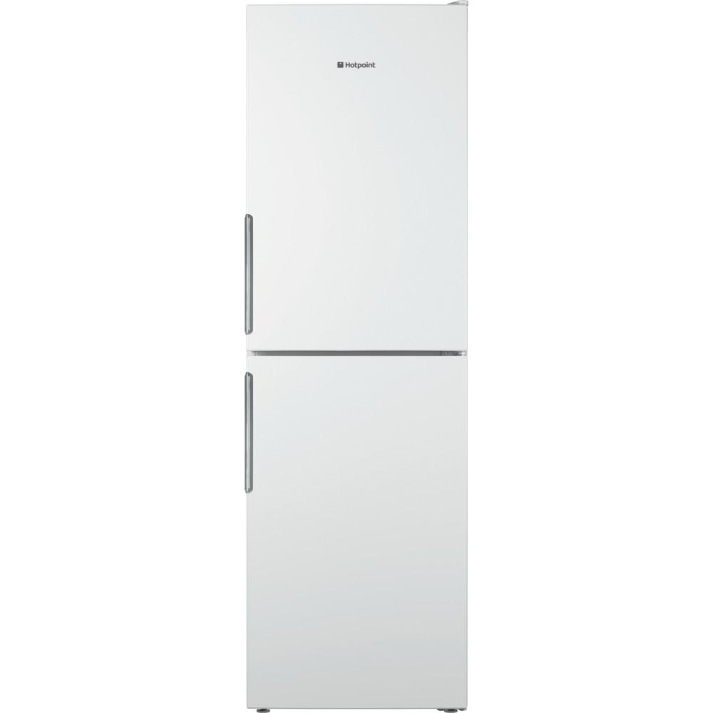Hotpoint Fridge Freezer Free-standing LAO85 FF1I W.1 White 2 doors Frontal