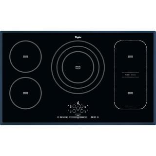 Taque de cuisson à induction ACM 795/BA Whirlpool - Encastrable - 5 zones de cuisson