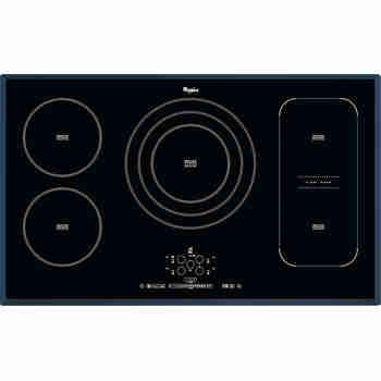 Whirlpool Płyta grzewcza ACM 795/BA Czarny Induction vitroceramic Frontal
