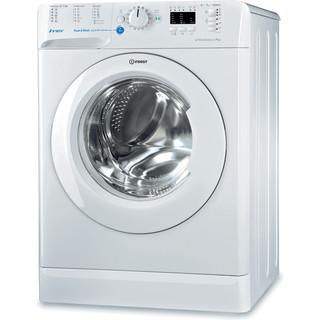 Masina de spălat rufe independenta cu incarcare frontala Indesit: 7kg