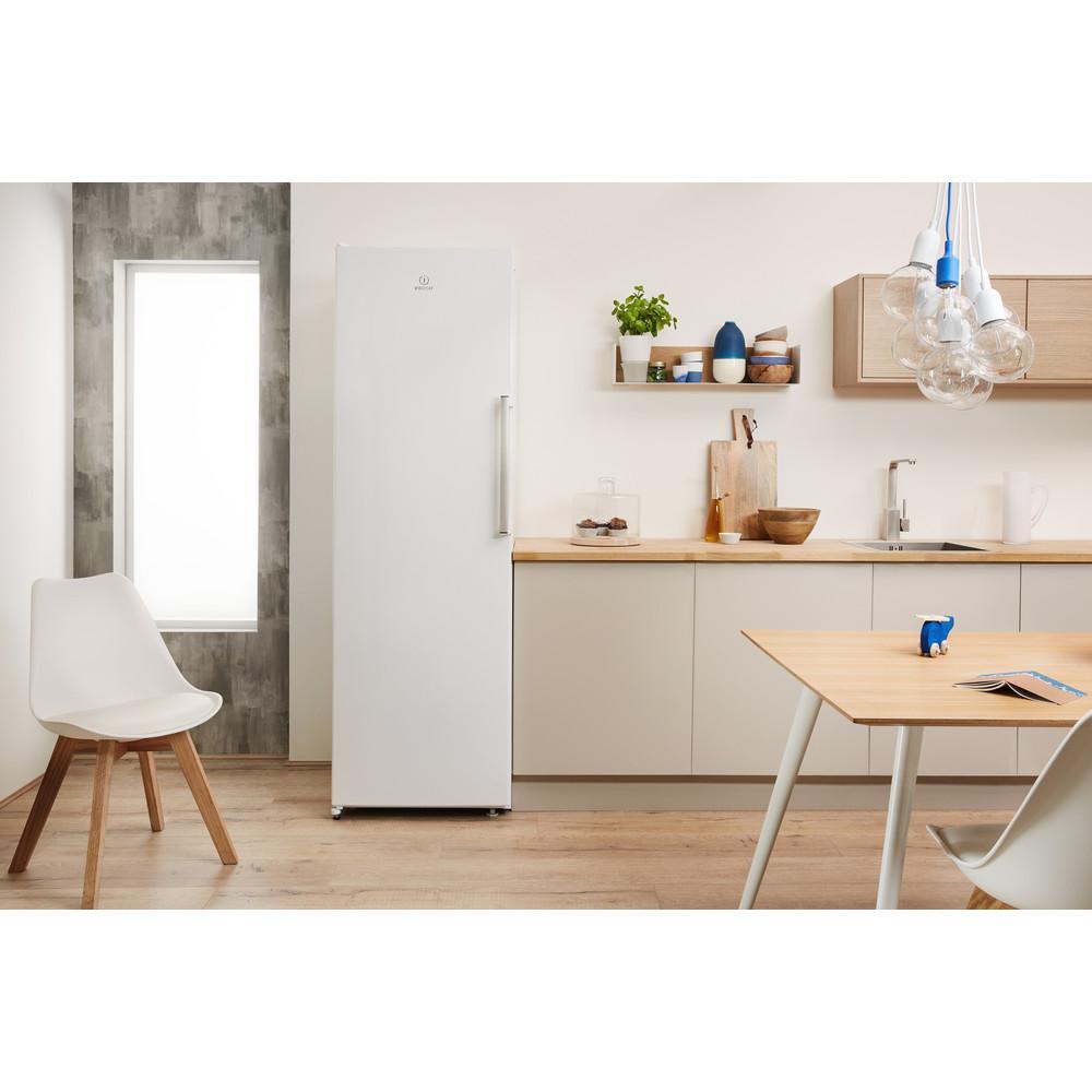 Indesit Freezer Free-standing UI8 F1C W UK 1 Global white Lifestyle frontal