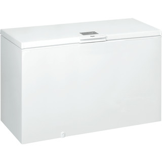 Whirlpool frysbox: färg vit - WHE 4600
