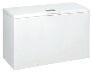 Vapaasti sijoitettava Whirlpool säiliöpakastin: Valkoinen - WHE 4600