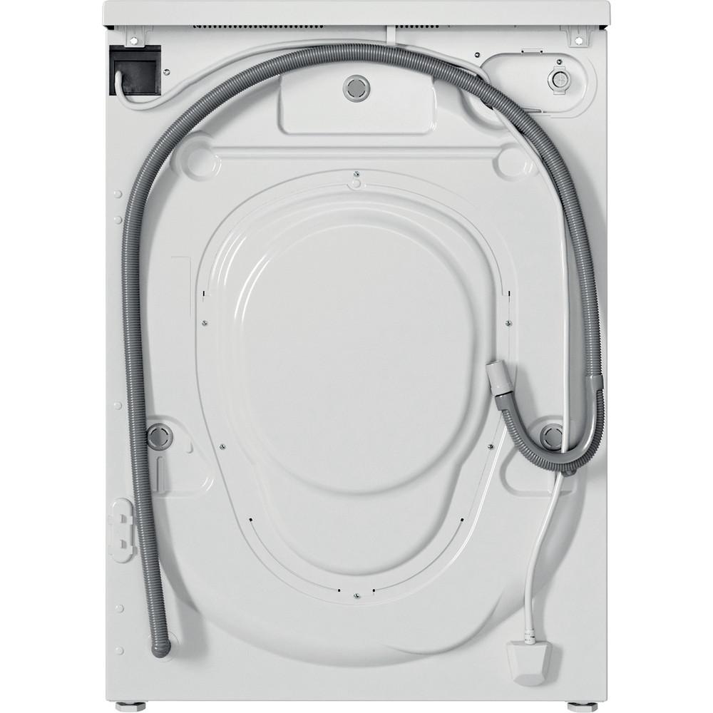 Indesit Waschmaschine Freistehend EWE 61251E W EU N Weiß Frontlader F Back / Lateral
