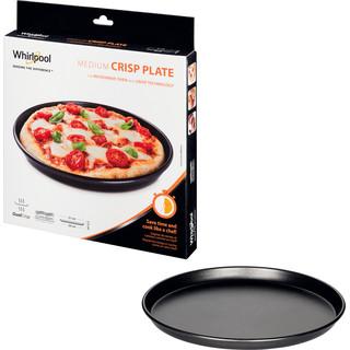 Plat CRISP™ - Taille medium(Ø 29-31 x H 2,5 cm)