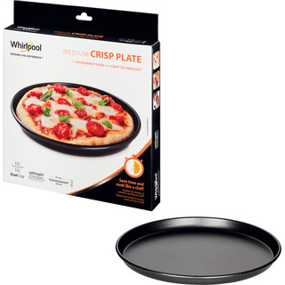 Medium CRISP™ plaat (Ø 29-31 x H 2,5 cm)
