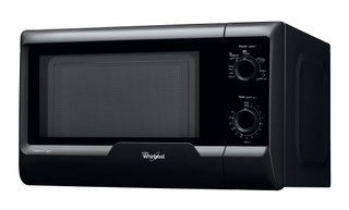 Whirlpool freestanding microwave oven: black color - MWD 119 BL