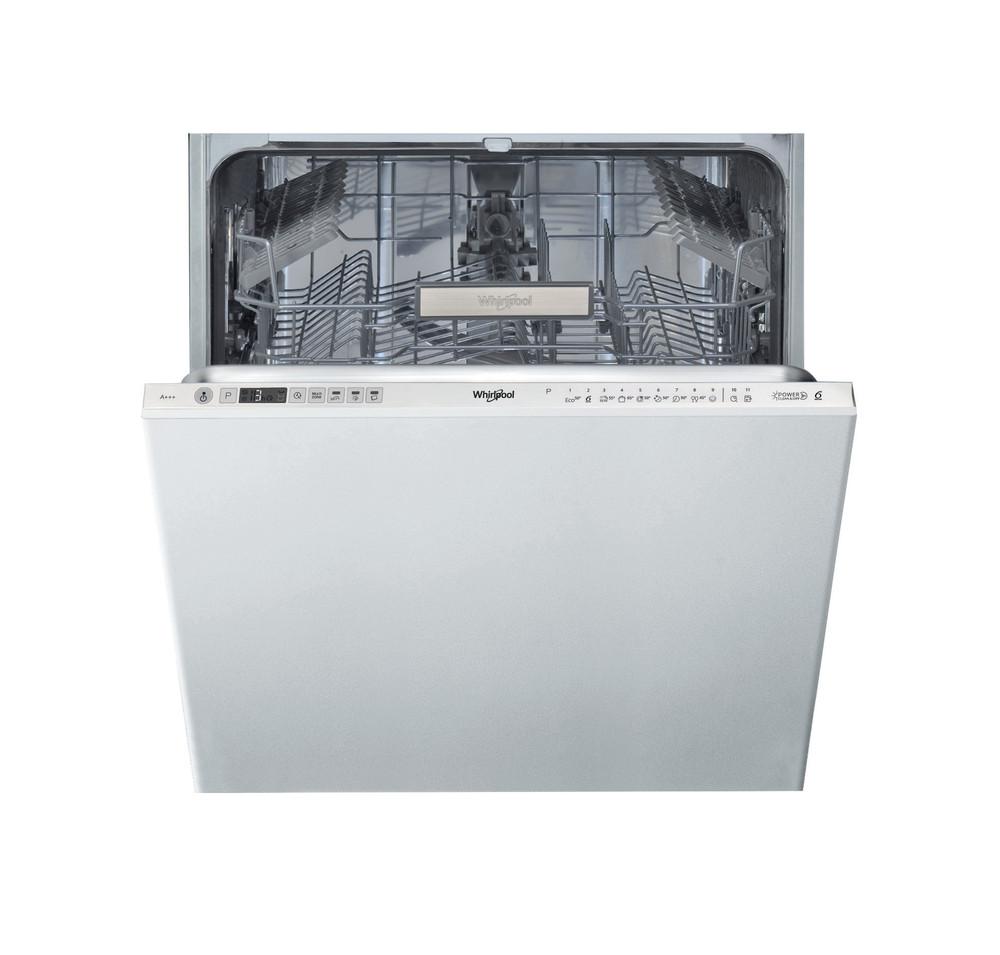 Whirlpool Astianpesukone Kalusteisiin sijoitettava WIO 3O33 DE Full-integrated A+++ Frontal