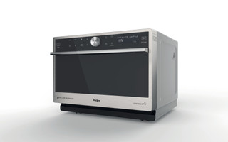 Micro-ondes posable Whirlpool: couleur inox - MWP 3391 SX