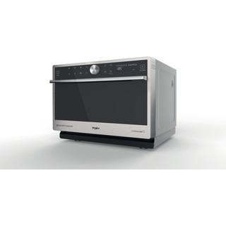 Whirlpool Micro-ondas Independente com possibilidade de integrar MWP 3391 SX Inox Electrónicos 33 Microondas-Combi 1000 Perspective