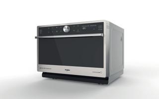 Whirlpool Stand-Mikrowellen: Farbe Edelstahl. - MWP 3391 SX