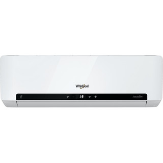 Whirlpool Air Conditioner SPIW 309L A++ Inverter Λευκό Frontal