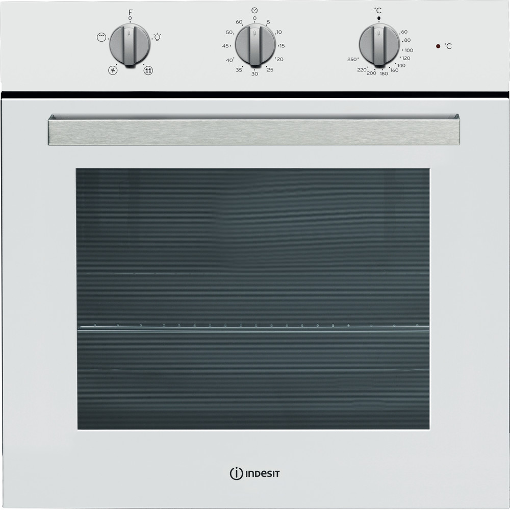 Indesit OVEN Built-in IFW 6330 WH UK Electric A Frontal