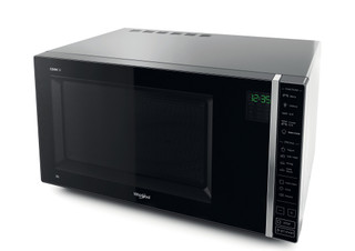 Whirlpool freestanding microwave oven: silver color - MWP 303 SB