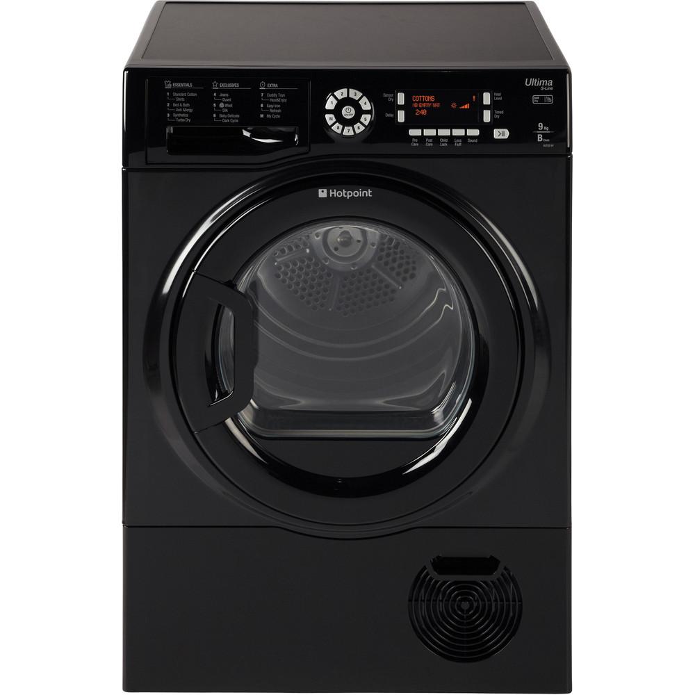 Hotpoint Dryer SUTCD 97B 6KM (UK) Black Frontal